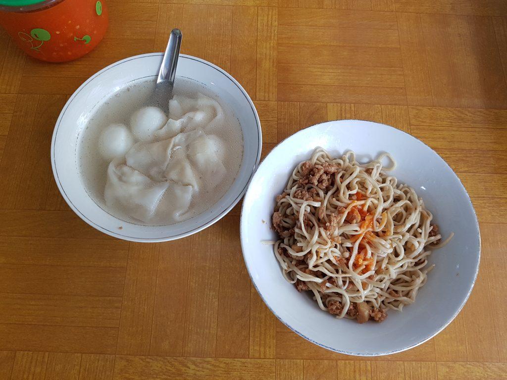 Noodle Set Yam Mien Chong Khian