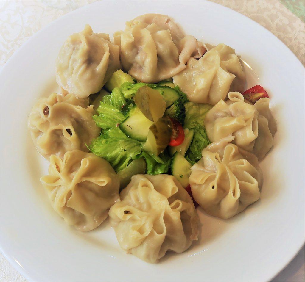 Buuz - Mongolian Dumpling