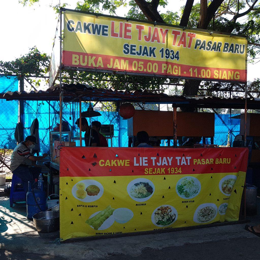 Cakwe Lie Tjay Tat