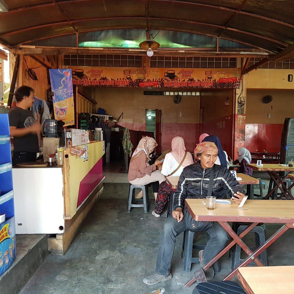 Kue Balok Kang Didin Abdurachman Saleh Shop